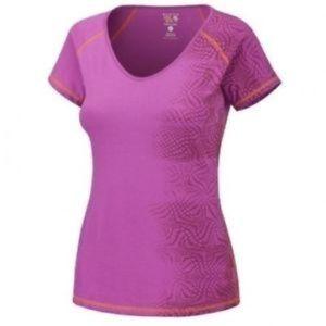 NEW Mountain Hardwear Jersey T-Shirt Top XL